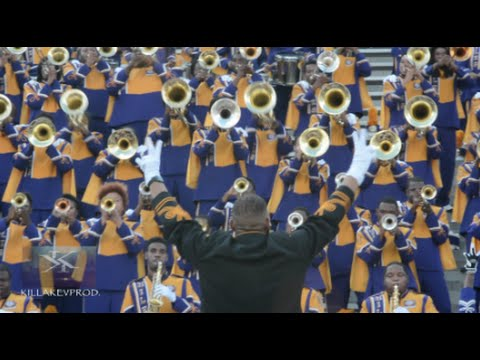 Miles College Marching Band - Bia Bia - 2016