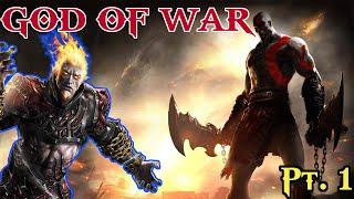 God of War - Cronología/Historia completa | Parte 1