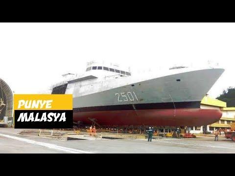 Kerajaan dah bayar RM6 billion, satu kapal pun tak siap from YouTube · Duration:  8 minutes 37 seconds