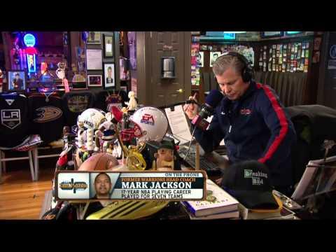 Mark Jackson on Dan Patrick Show: 'Things had to change'