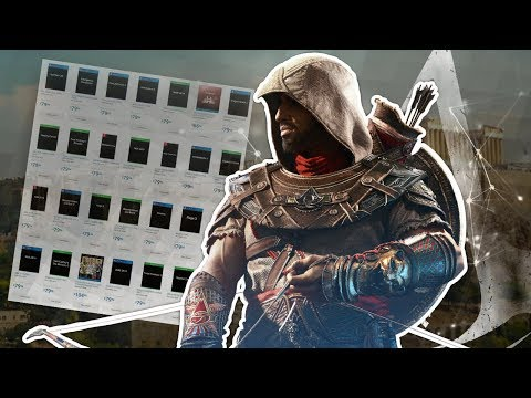 Did a New Assassin's Creed Game Just Get Leaked?