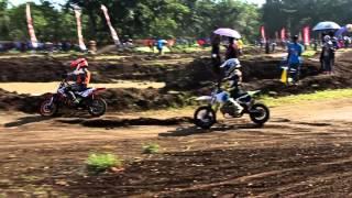 Motocross 2016 - Kids Rider Motocross GTX Cup Gunungkidul Championship 2016