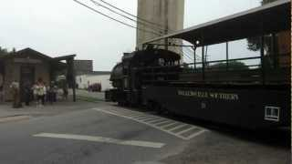Walkersville Southern Railroad - Steam Train