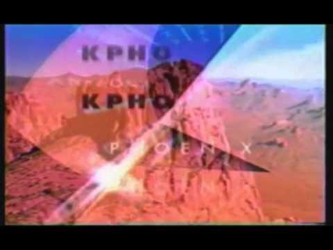 KPHO TV5 News 2001 Open