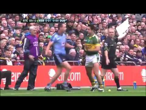 Dublin v Kerry All Ireland Final 2011