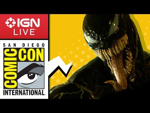 San Diego Comic Con 2018: Exclusive Access and Interviews - IGN Live (Day 2)
