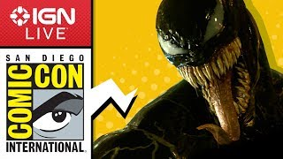 San Diego Comic Con 2018: Exclusive Access and Interviews - IGN Live (Day 2) thumbnail