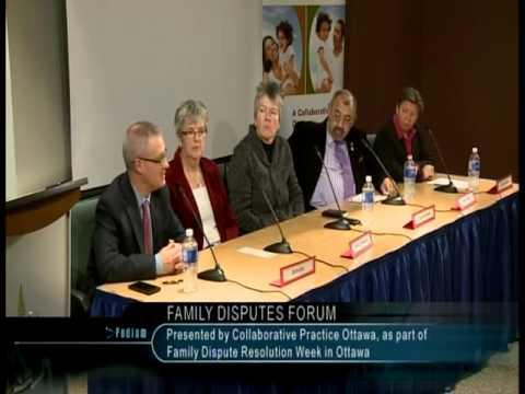 Family Dispute Resolution Forum - Collaborative Law Practice - Ottawa