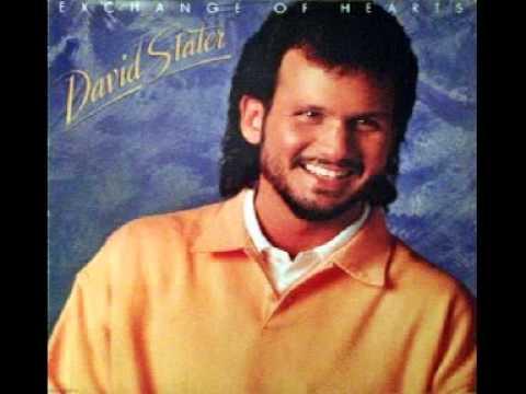 David Slater : Exchange Of Hearts