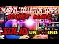 Marvel Collector Corps Secret Wars Unboxing