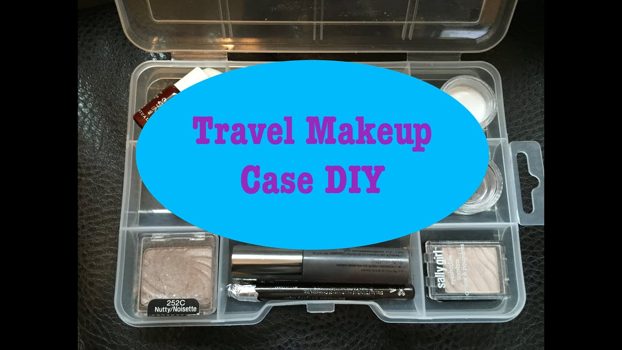 how to build professional travel case