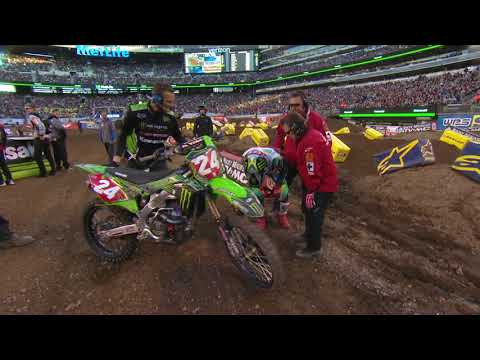 250SX Main Event highlights - East Rutherford