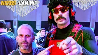 What Happened When Thick Met Dr Disrespect?