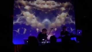 Mirror System Live at The Trades Club Hebden Bridge, April 2014