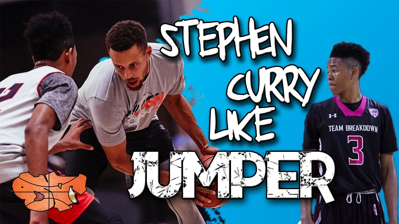 Anfernee Simons has a Stephen Curry like Jumper  06009cca4