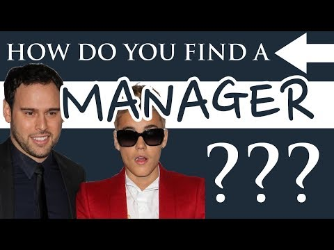 How To Find A Manager (Music Business Advice For Independent