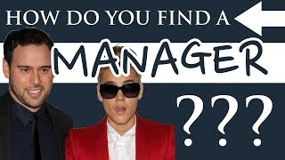 Music Business: How To Find A Manager