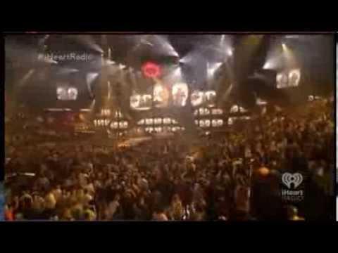 Bruno Mars iHeartRadio Music Festival Set 2013