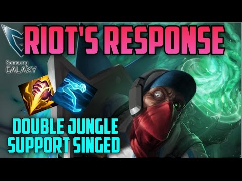 Highest Mastery Points Support Singed Perma Ban Update: RIOT'S RESPONSE