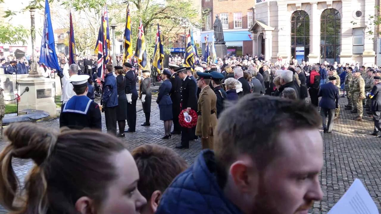Remembrance Sunday Aylesbury