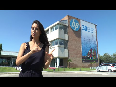 Sant Cugat 3.0 :: Hewlett-Packard