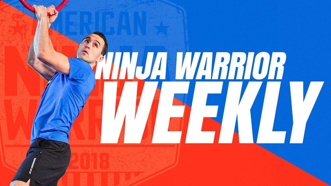 Download Deep Fried Tarantulas? - American Ninja Warrior Weekly: Minneapolis Qualifiers (Digital Exclusive)