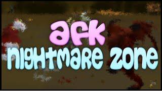 OSRS:Afk Nightmare Zone Guthans:300k+ Xp 70-99 Str/Att/Deff