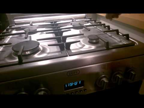 Defy DGS159, Electric and Gas Stove Review