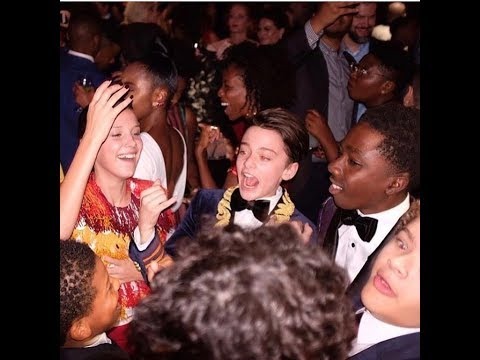 Stranger Things | Emmy 2017 (Party)