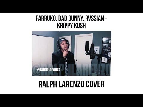 Farruko, Bad Bunny, Rvssian - Krippy Kush (English Cover)