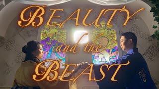 【踊ってみた】美女と野獣(Beauty and the Beast)-翔 慎之介 & 藤寿々 舞