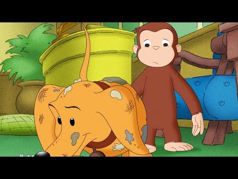 Curious George 🐵Hundley Jr 🐵Compilation🐵 HD 🐵 Cartoons For Children