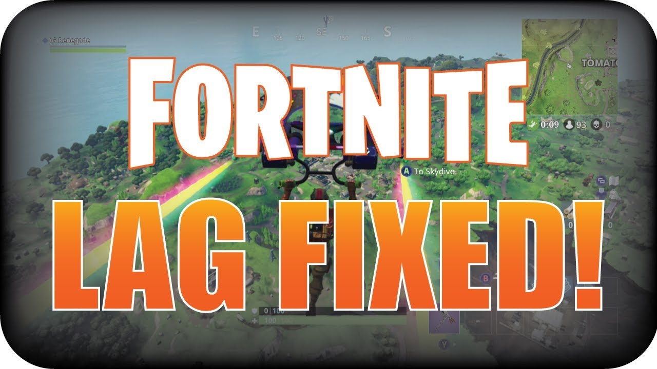 Fortnite Lag Fix & Performance Guide - Netduma com