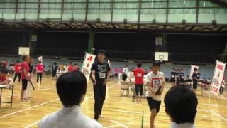 関西・北陸・中国・四国学生大会 2016.