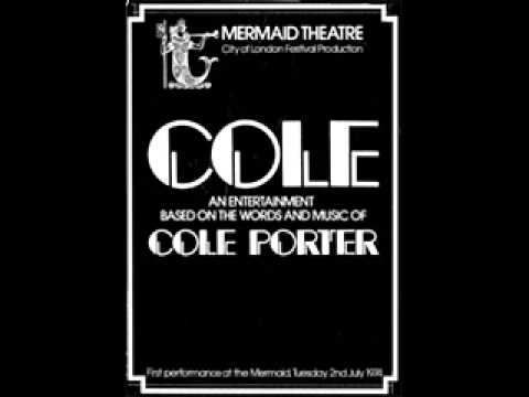 COLE part 1 -- JULIA McKENZIE / BILL KERR / UNA STUBBS / ROD McLENNAN -- Cole Porter Revue 1974