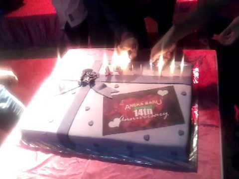 Anniversary 14 Resto AnekaBaru n Karaoke karawang
