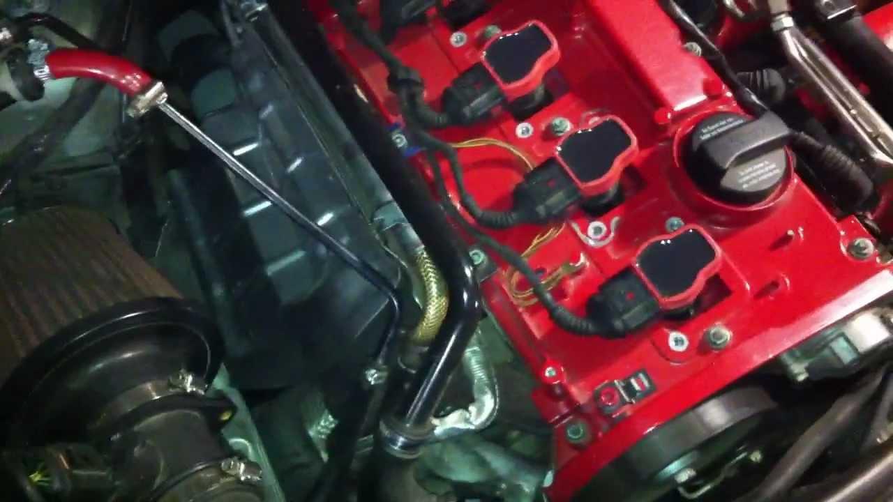 A4 B5 18T Boostin Exhaust 20psi