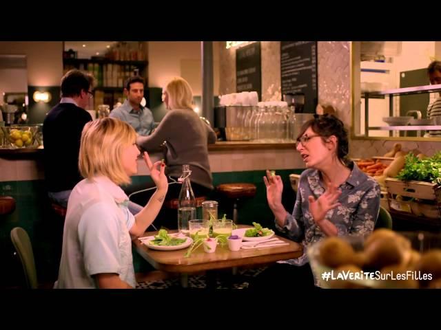#LaVéritéSurLesFilles by Twingo –  Les bonnes résolutions  avec Bérengère Krief et Nora Hamzawi