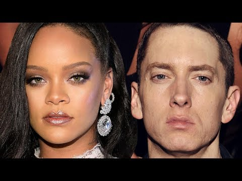 Eminem DISRESPECTS Rihanna In New Leaked Verse