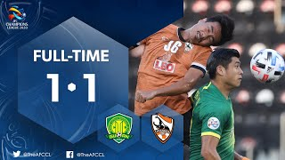 #ACL2020 : BEIJING FC (CHN) 1 - 1 CHIANGRAI UNITED (THA) : Highlights