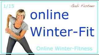 1/15❄️ 25 min. onĮine Winter-Fitness   ohne Geräte