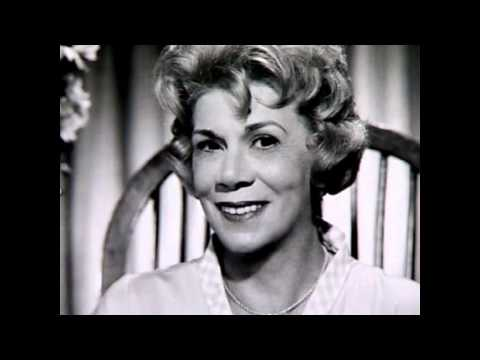 Bea Benaderet  An American Actress