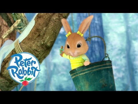 Peter Rabbit - Silly Cottontail in Trouble | Cartoons for Kids