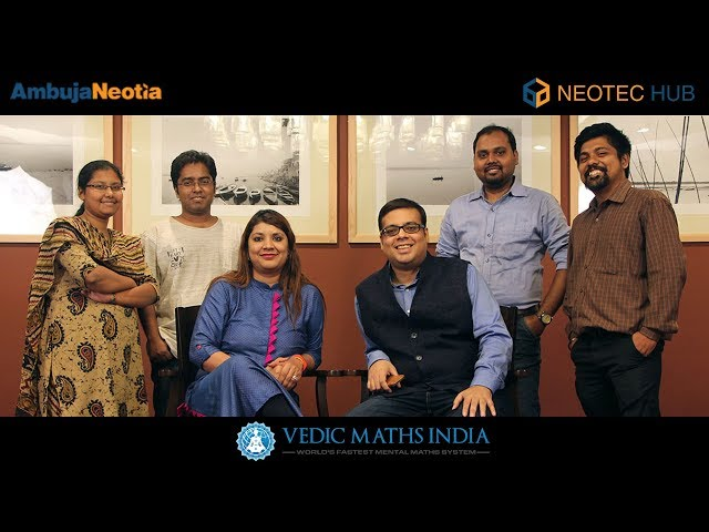 Vedic Maths | Startup | Incubated at Neotec Hub