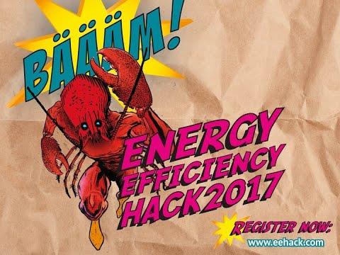First Energy Efficiency Hack 2017 #EEhack2017