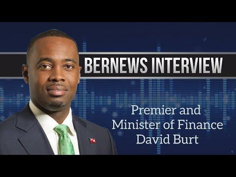 Interview with Premier David Burt, September 14 2017