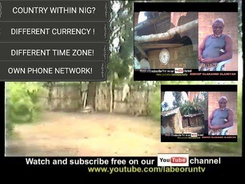 ANOTHER COUNTRY WITHIN NIGERIA? ABULE MUWONLERU ENSLAVERY CAMP