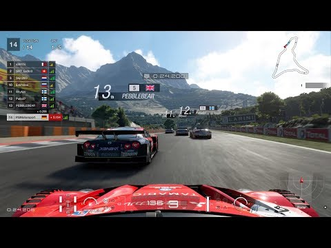 Gran Turismo™SPORT Daily Race 1103 Dragon Trail Nissan GT-R GT500 Onboard