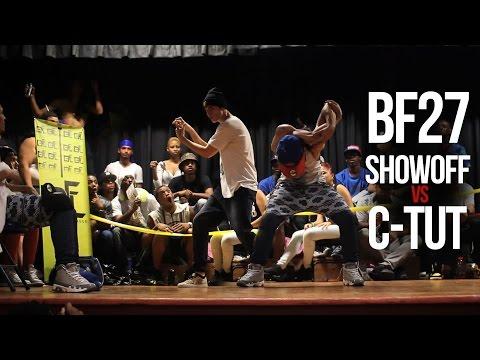Showoff vs Ctut   BattleFest 27