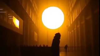 The Weather Project, by Olafur Eliasson, at Tate Modern.